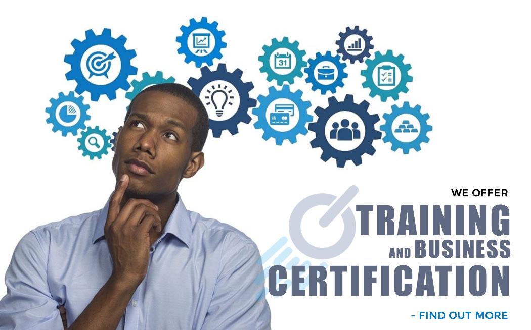 training and business certification